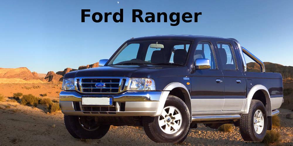 Ford Ranger: Die perfekte Verbindung aus Nutzfahrzeug und SUV