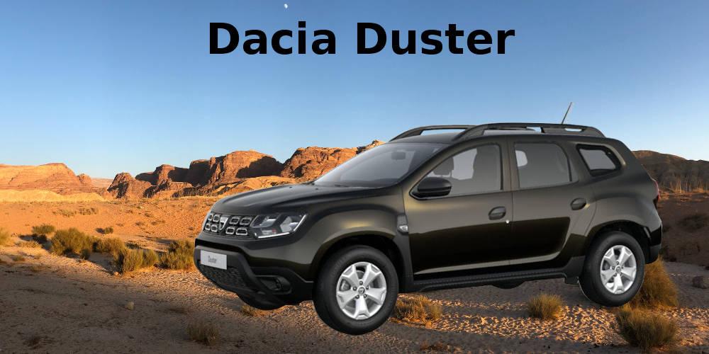 Dacia Duster - Deutschlands günstigster Geländewagen