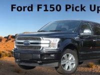 Ford F150 Pick Up - Geländewagen