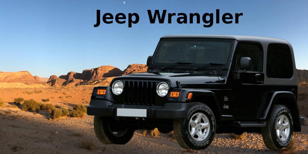Jeep Wrangler ein Geländewagen für jede Herausforderung