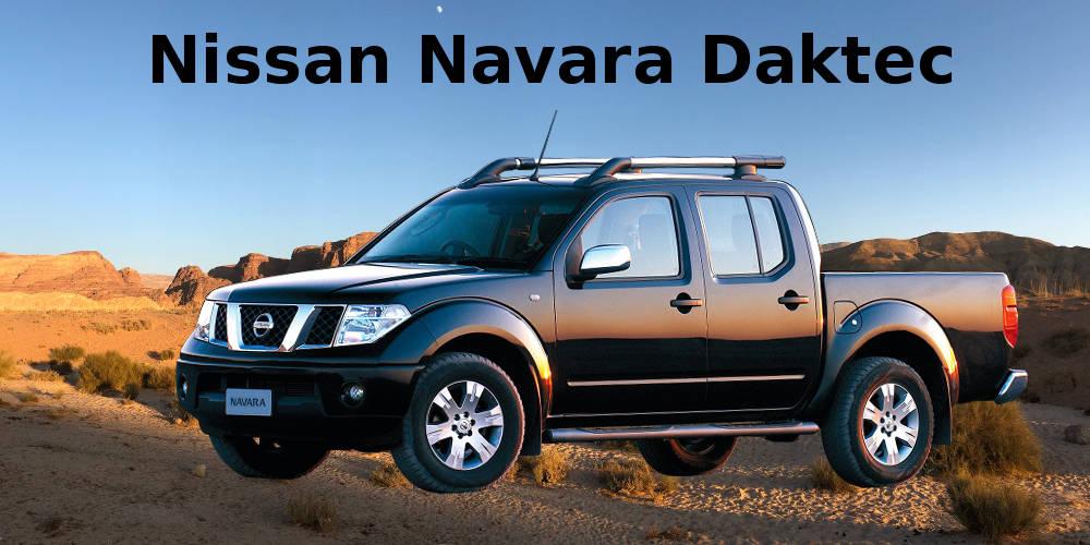 Nissan Navara Daktec - optimal fürs Gelände