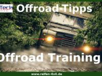 Offroad Training – ideal für SUV- und Geländewagen-Besitzer