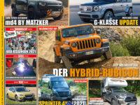 Offroad Magazin - das aktuelle Heft